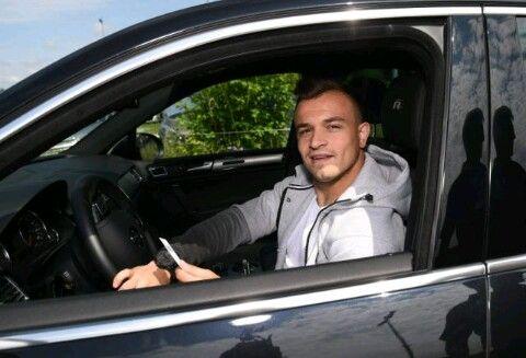 Xherdan Shaqiri Shaqiri Motivieren Inter Mailand