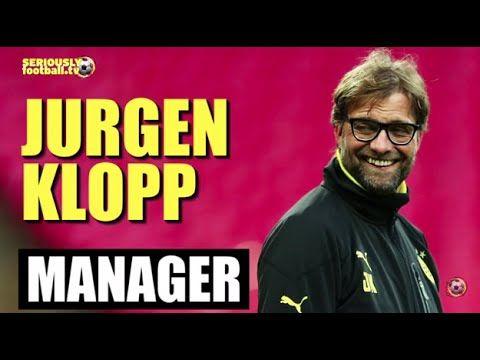 Jurgen Klopp Manager Profile Management Profile Historical