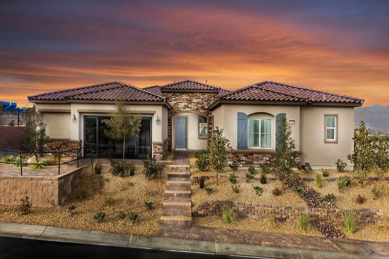Lennar las vegas new house plans new homes lennar