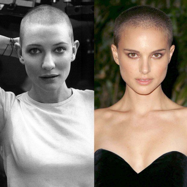 Every Woman Should Shave Her Head At Least Once U2013 Hereu0027s Why