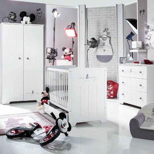 Chambre Classic Mickey De La Selection Sauthon Avec Images