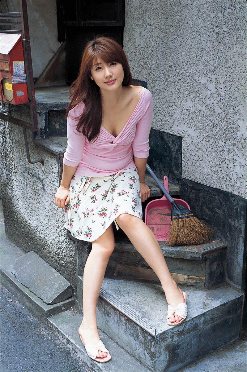 megumi yasu [Wanibooks] NO.71 Megumi Yasu 安めぐみ/安惠美 写真集10