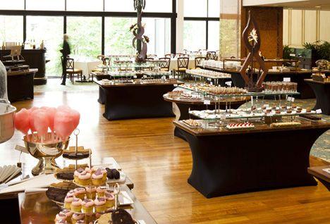 Cafe Fleuri Langham Hotel Boston Ma