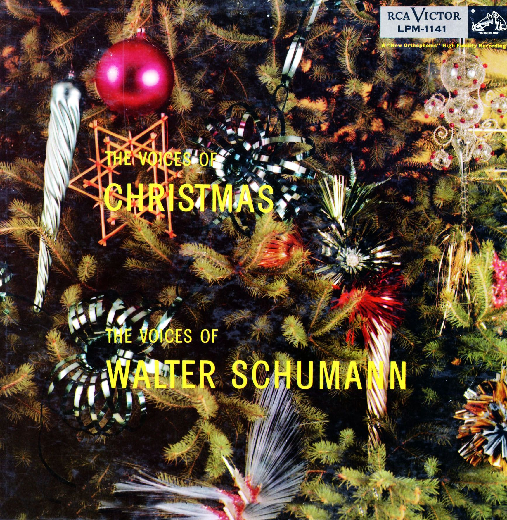 MP3 Download 320kbps. Schumann, Walter Voices of Christmas