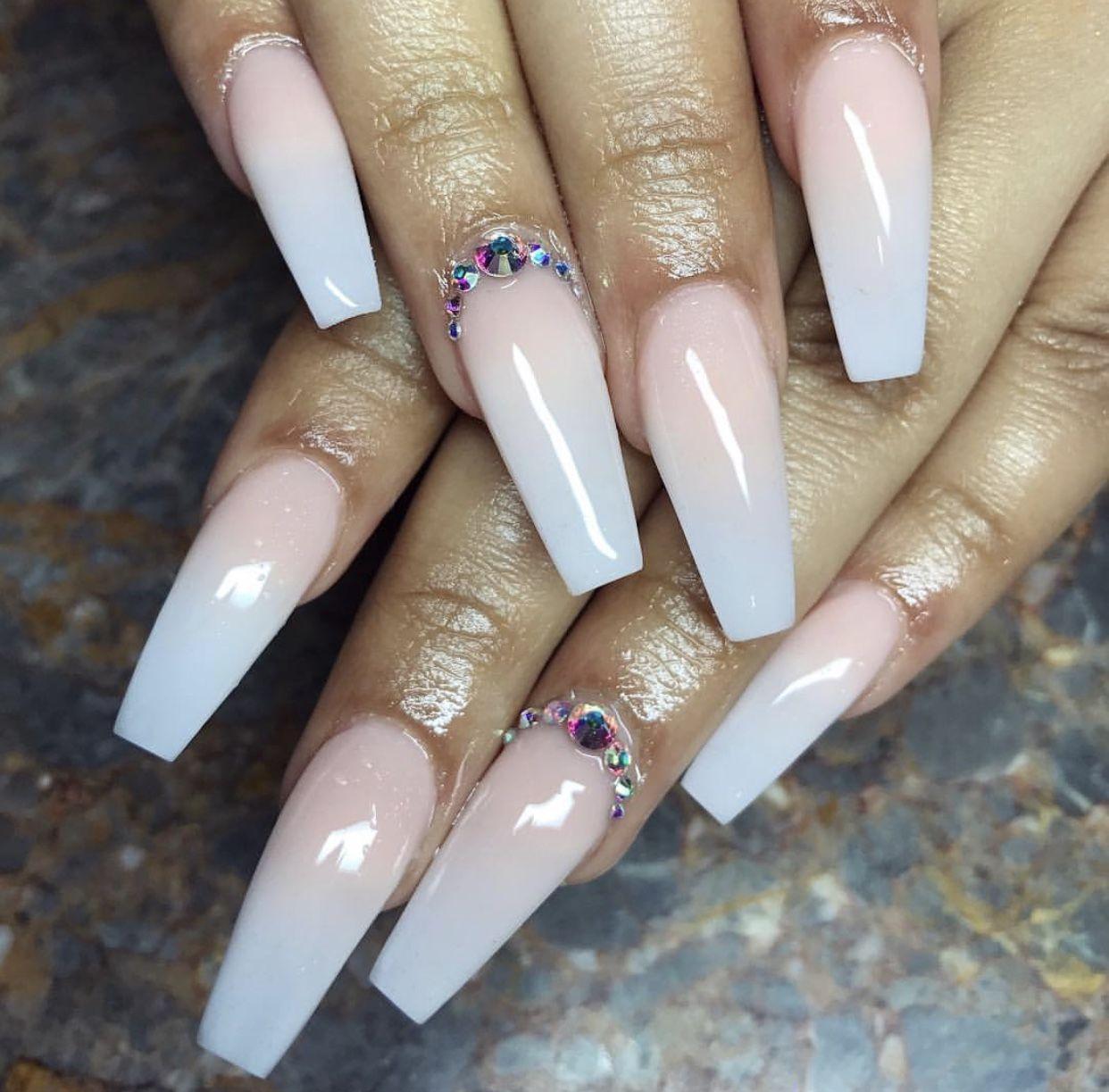 Pinterest @anyra_h❣ | C L A W S ✨ | Pinterest | Natural nails ...