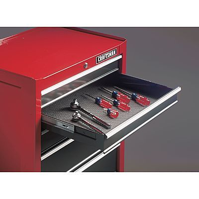 Craftsman Tool Drawer Non Slip Liners With Images Drawer Liner Tool Storage Diy Accessories Storage