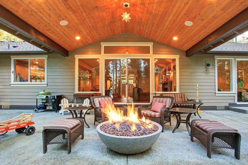Gas Fire Pits For Your Summerpatio Backyard Patio Fire Pit Patio