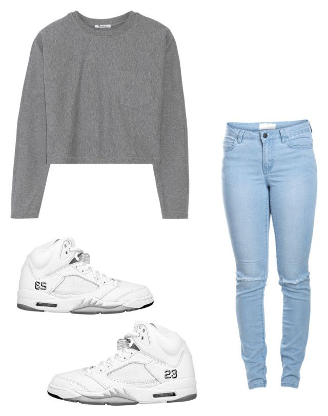 """""""Untitled #945"""" by tanasia2266 ❤ liked on Polyvore featuring T By Alexander Wang and Pieces"""