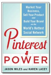 My new book, Pinterest Power, is available for Pre-Order on Amazon. With Endorsements Jim Cockrum and Skip McGrath, and Foreword by Susan Koger of Modcloth...it's going to be great. Read the full story...