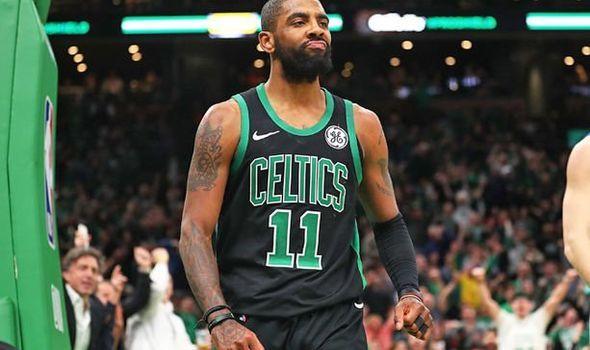 3a39d90c2d51 Kyrie Irving  Celtics ace drops HUGE LeBron James bombshell could impact  Anthony Davis