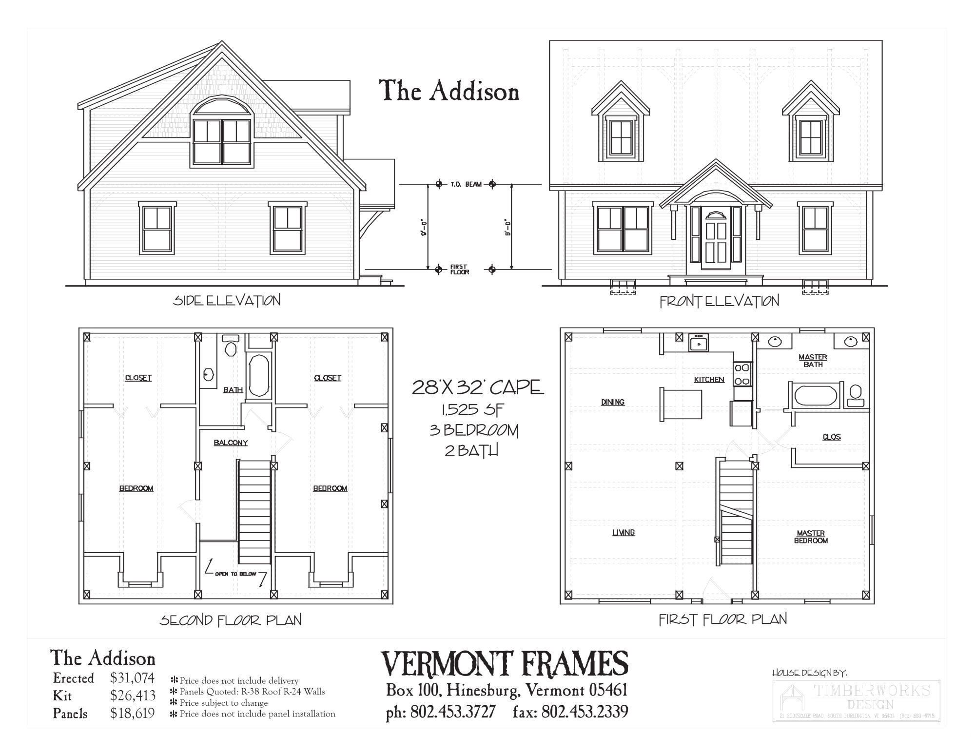 Addison Cape | For the Home - Houseplans | Pinterest | Cape and House