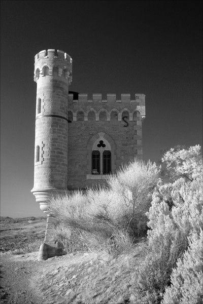 abandonedography:  Rennes le Château, Aude, France,mario pagé