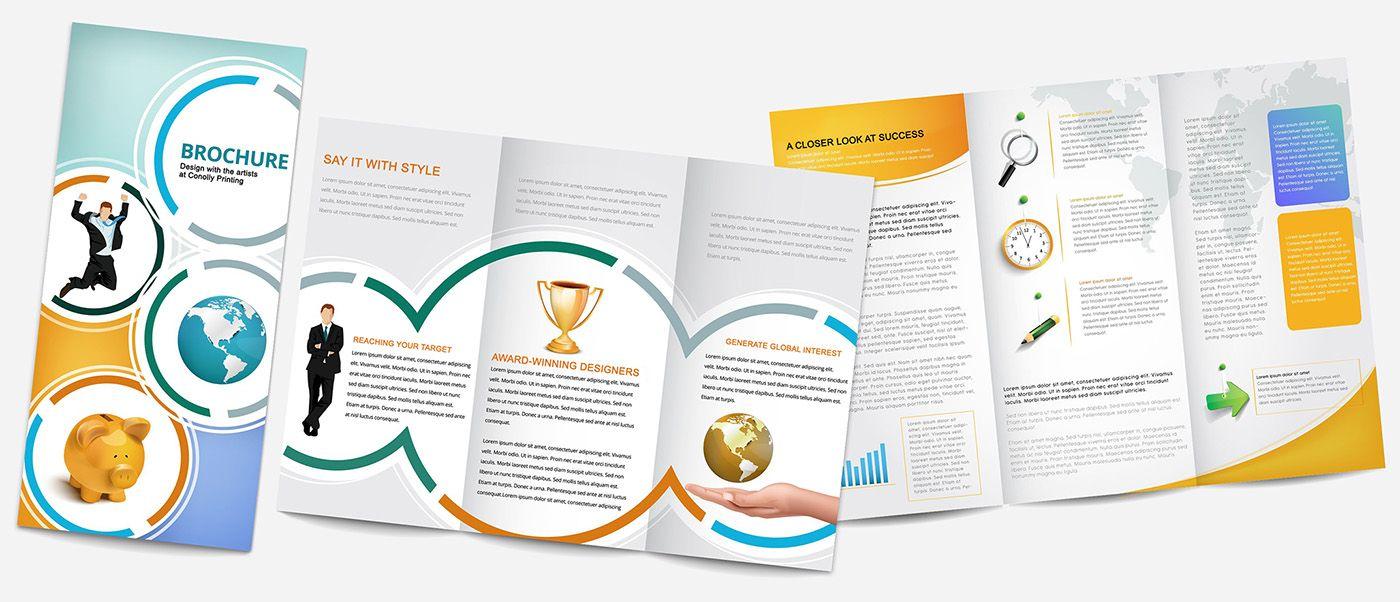 Brochure Printing Pinterest Brochures Corporate Brochure And