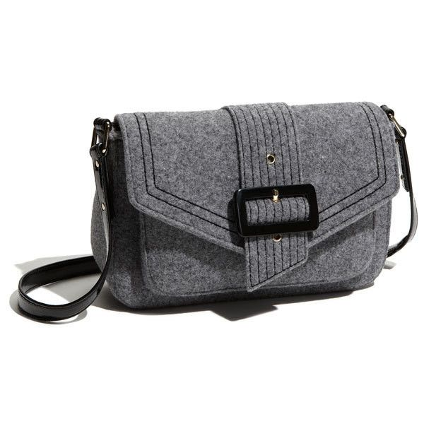 kate spade new york 'walker park raleigh' crossbody bag (€92) found on Polyvore