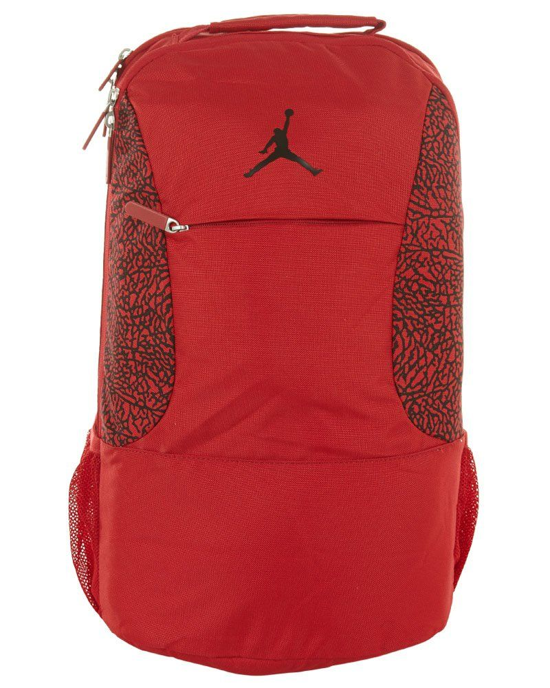 e655c21fb094f9 Nike Air Jordan Unisex Laptop Backpack Bookbag RED (546469-695 ...