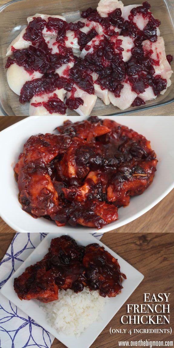 Chicken French Recipe Recipe using chicken, Food