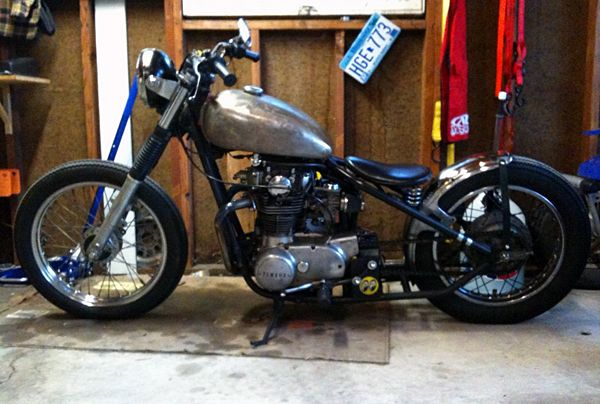 xs650 chopper - Google Search