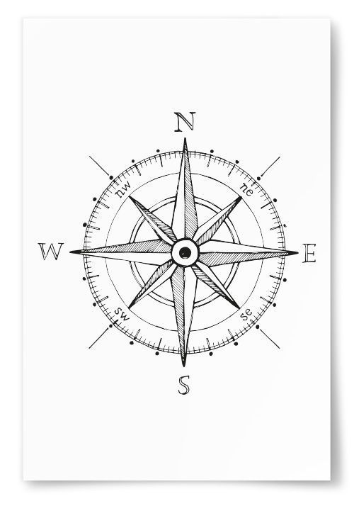 1000 Ideas About Kompass Tattoo On Pinterest 9