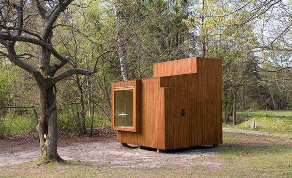 Fertighaus holz design  Fertighaus Holz und Blockhäuser Holzbungalow | Mimi | Pinterest ...