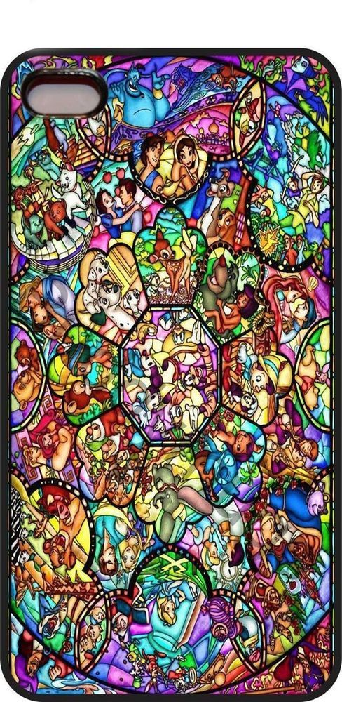 Disney The Lion King Stained Glass iphone case