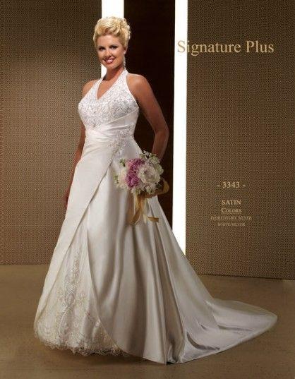 triumph   Hochzeitskleider Curvy - Plus Size   Pinterest   Wedding dresses,  Wedding und Plus size wedding 81b80563ae