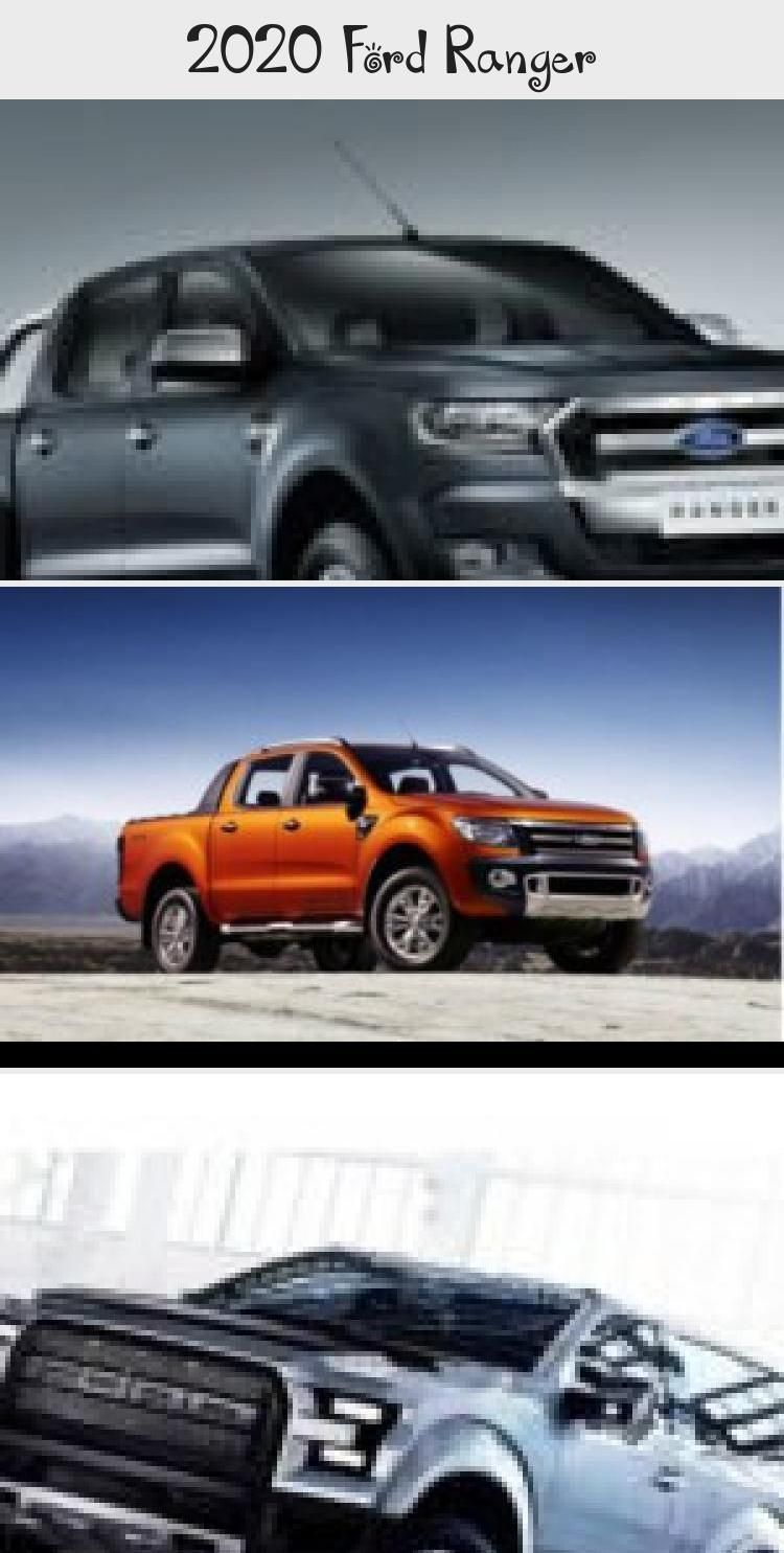 2020 Ford Ranger Is A Compact Truck Made And Sold By The Ford