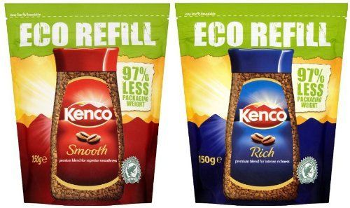 Kenco Coffee Pack Really Rich X 2 150g Each Really Smooth X