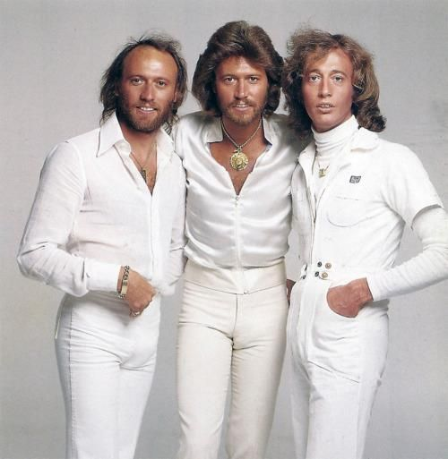 The Bee Gees Late 70s Talentos Musicales Famosos Artistas Musicales