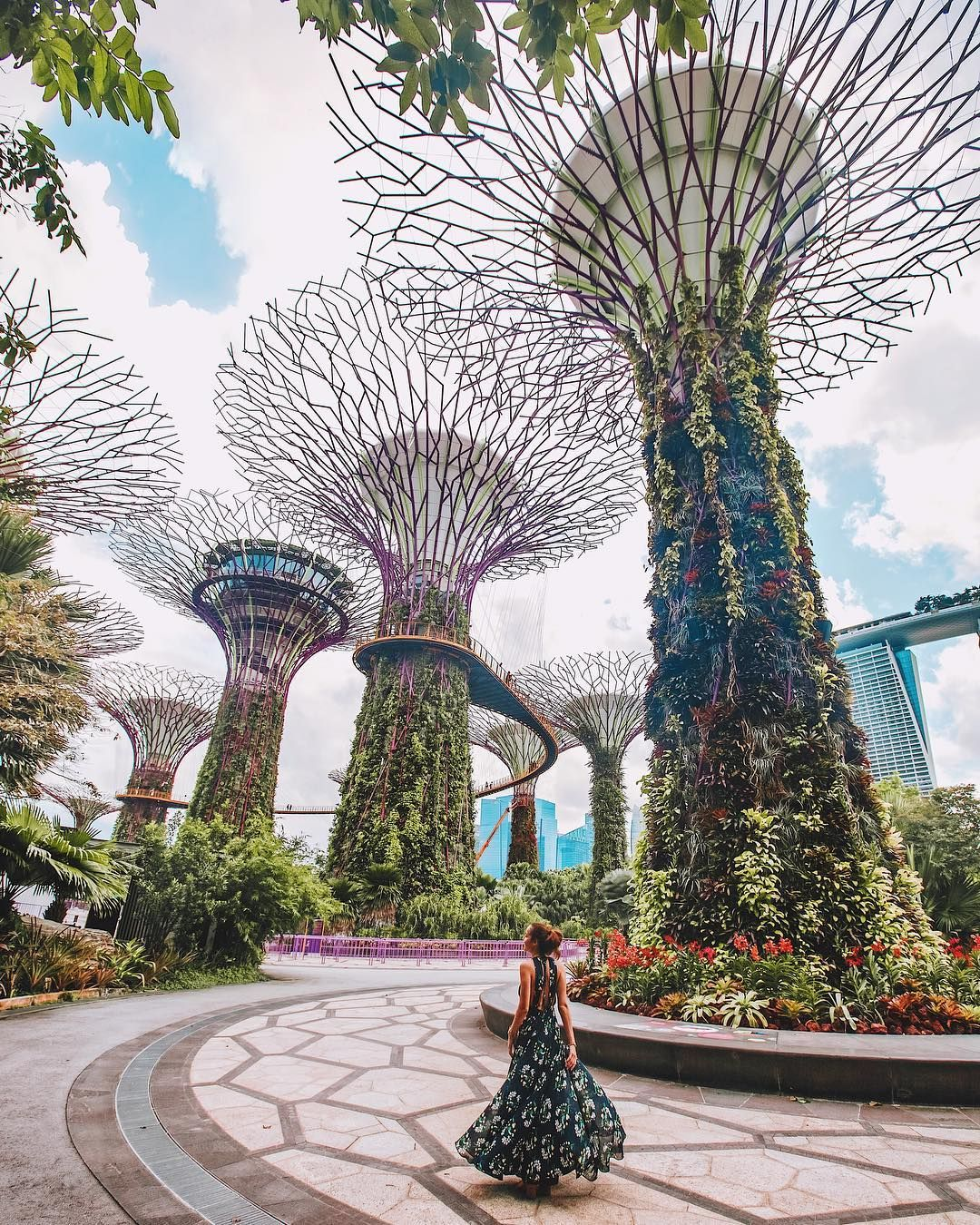 Gardens By The Bay Singapore Tourist Places