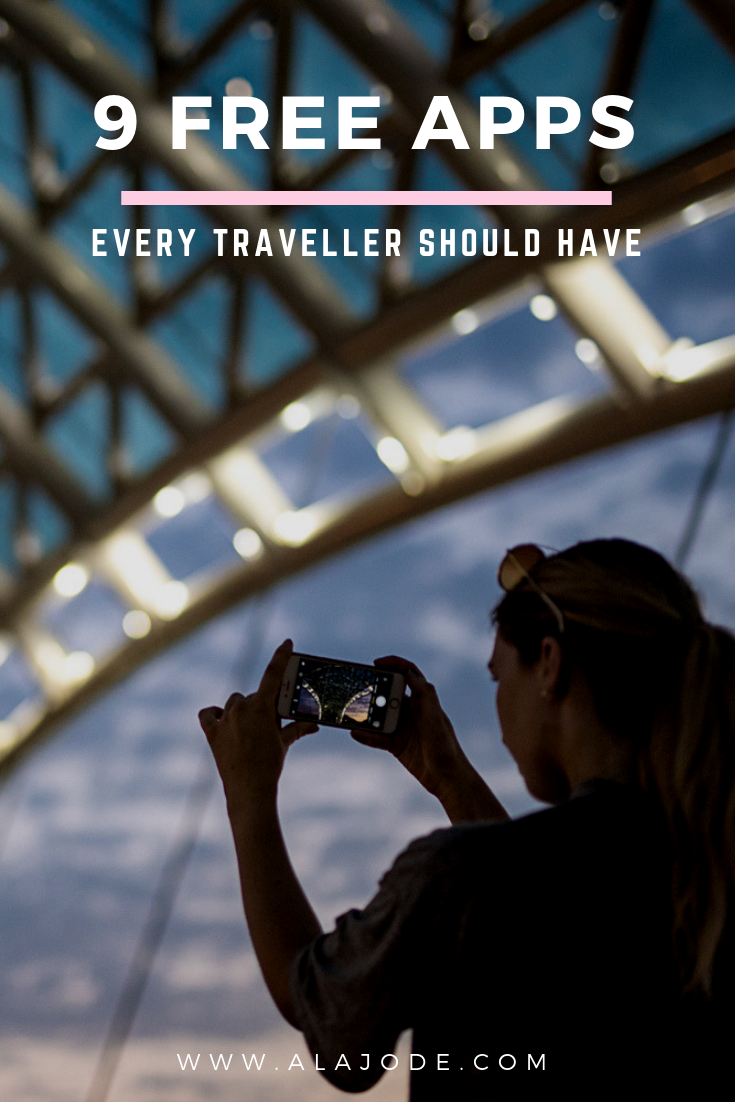 Photo of 10 Solo Traveller Apps For Your Next Adventure