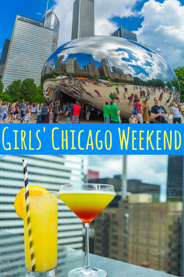what to do on a girls weekend in chicago | usa travel - illinois