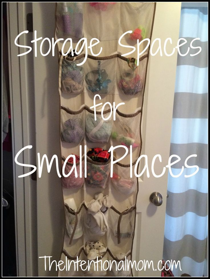 Are You Looking For Some Creative Storage Spaces For Small Places? With A  Large Family Amazing Pictures