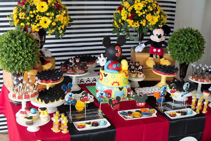 Mickey Mouse Clubhouse Birthday Party Mickey Mouse Clubhouse Birthday Mickey Mouse Clubhouse Birthday Party Mickey Mouse Birthday