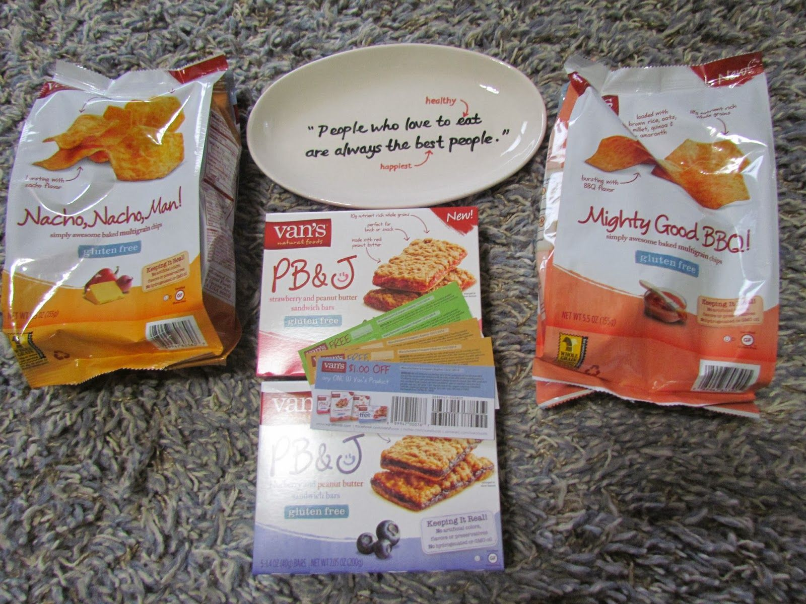 Mommy s Favorite Things Van s Natural Foods Review & Giveaway
