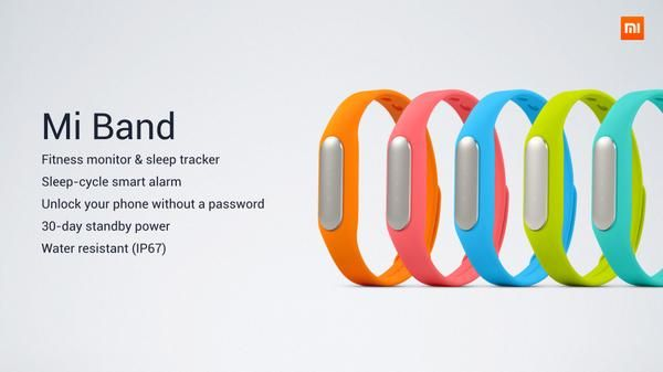 The Xiaomi Mi Fitness Bandmore details on wwwapnagadget