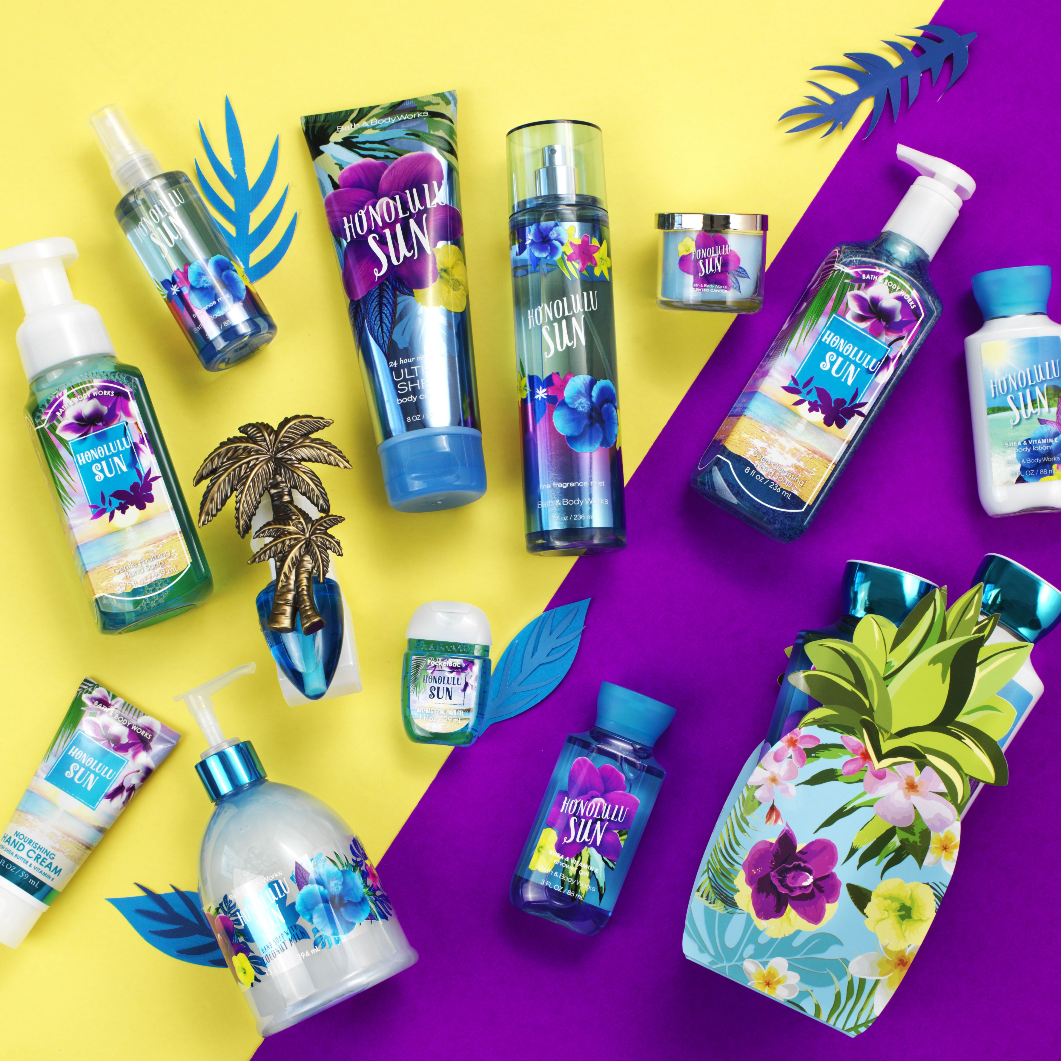 Have You Tried New Honolulu Sun Bath And Body Works Perfume