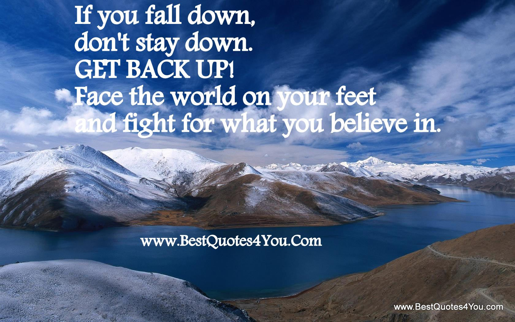 Success Quotes Falling Down Quotes