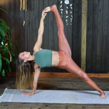 yoga tutorial vasisthasana  variations  the journey