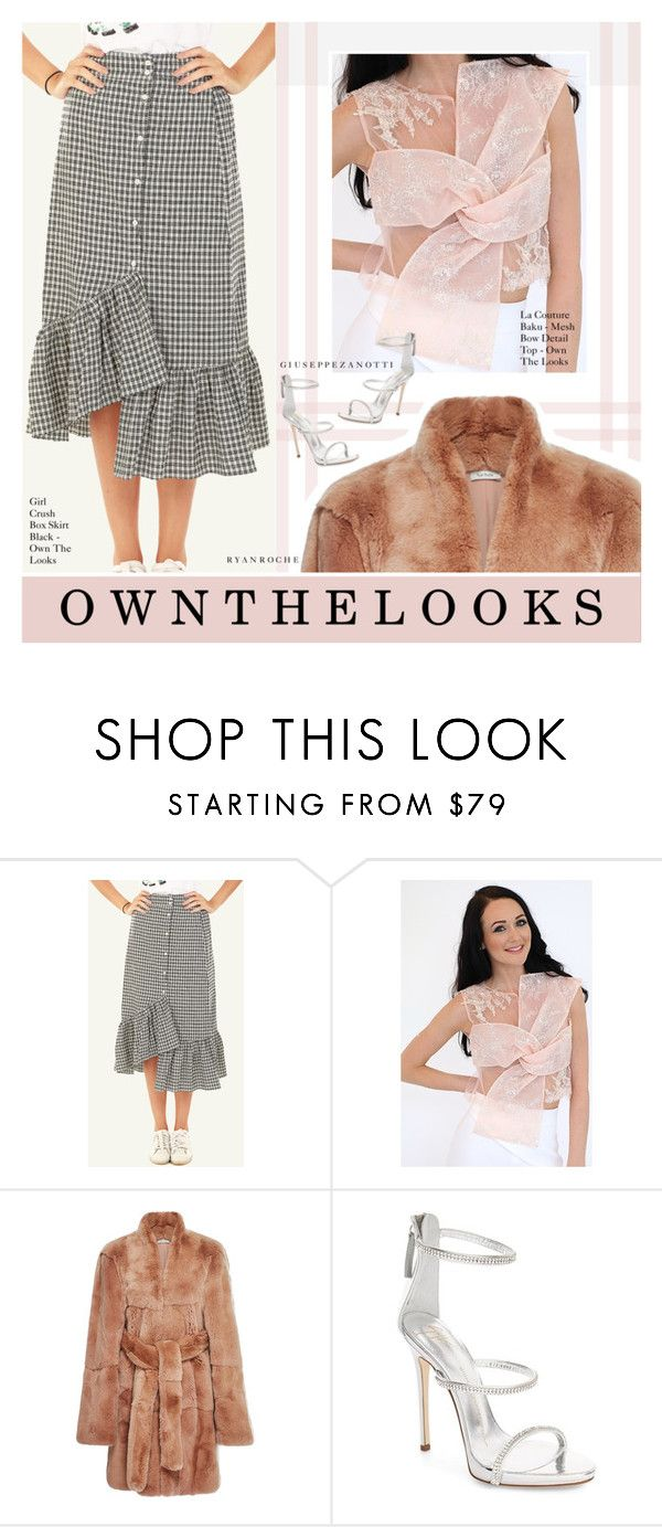 """OWN THE LOOKS 5"" by amberelb ❤ liked on Polyvore featuring Baku, Bliss and Mischief, Giuseppe Zanotti and ownthelooks"