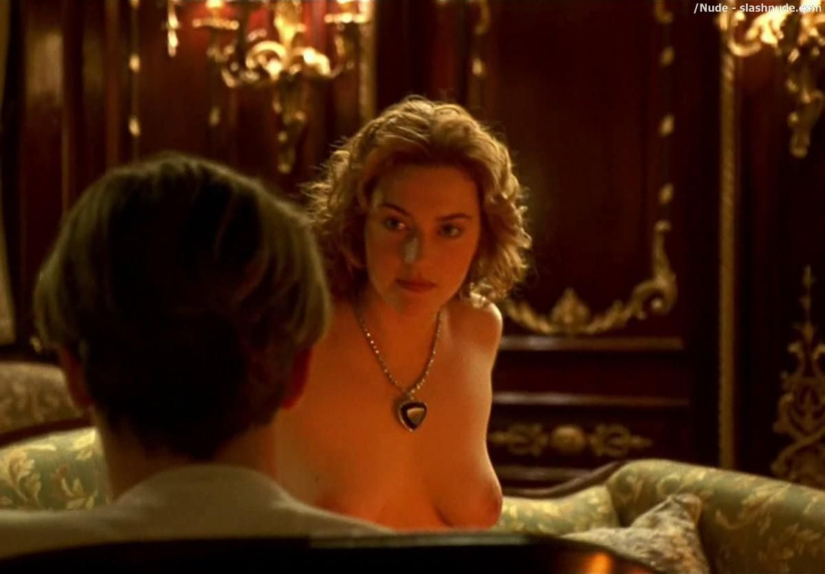 Kate Winslet Sex Scene In Titanic