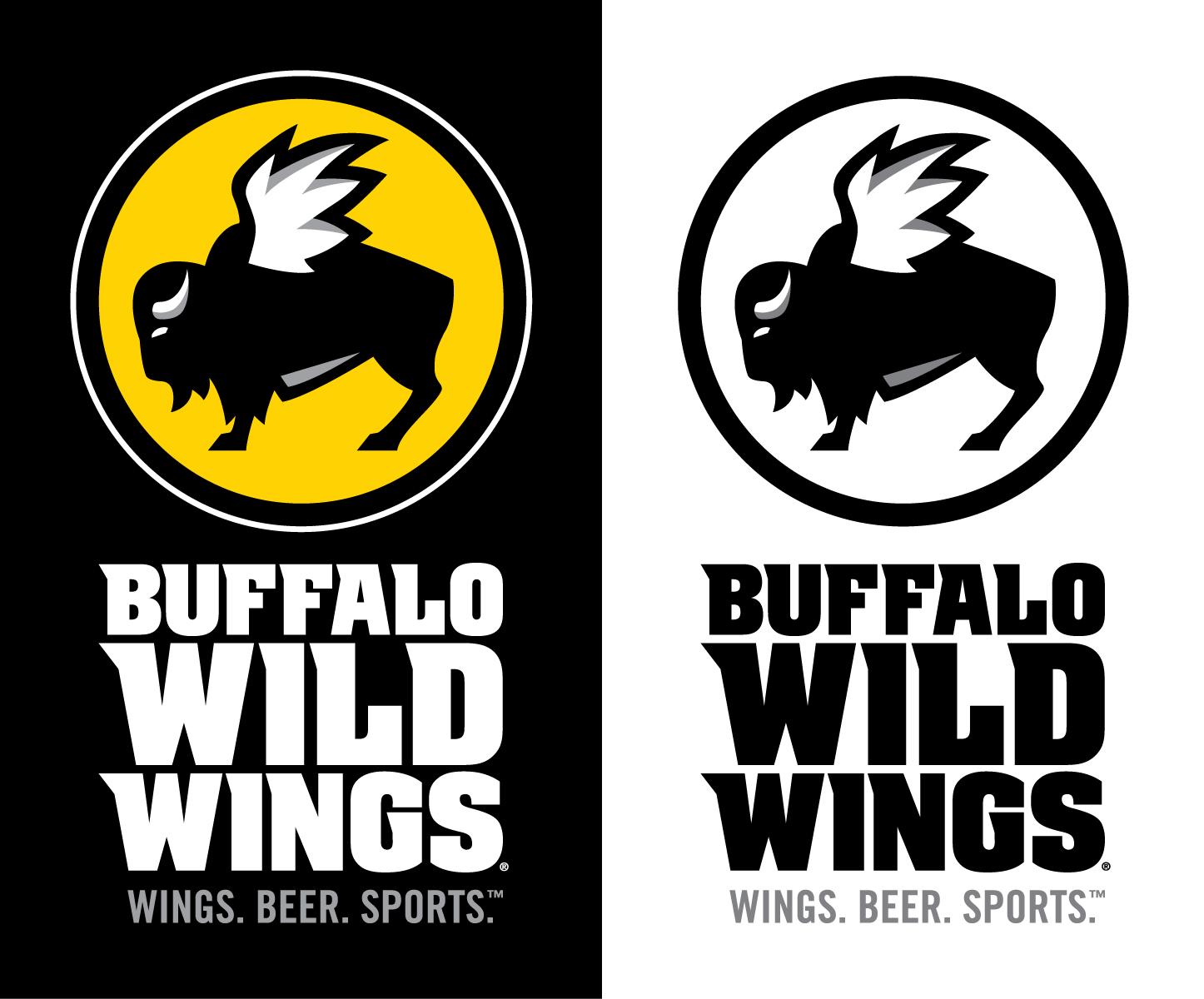 New Logo Buffalo Wild Wings Buffalo Wild Buffalo Wild Wings Buffalo