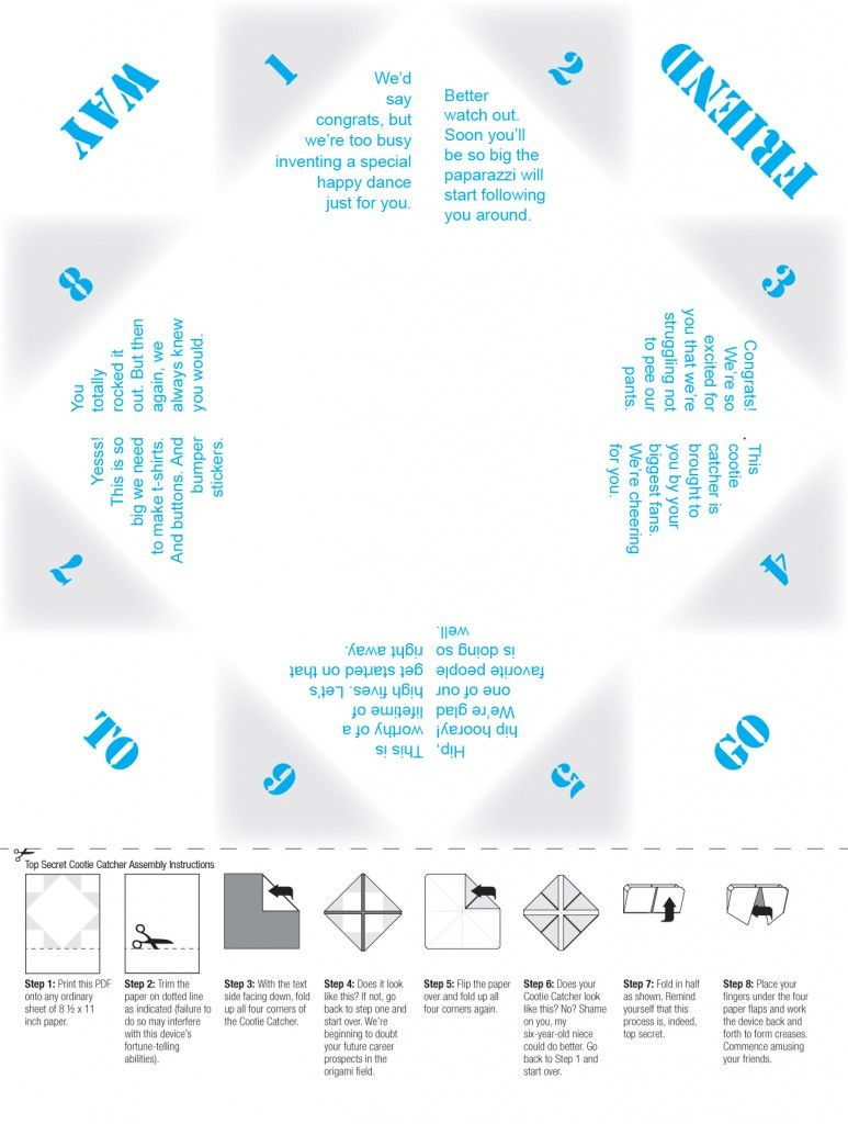 Cootie catchers print out printable paper fortune tellers cootie catchers print out printable paper fortune tellers origami fortune teller chatterbox pronofoot35fo Images