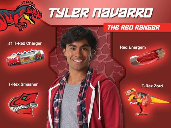 Power Rangers Dino Charge Tyler And Shelby Yahoo Image