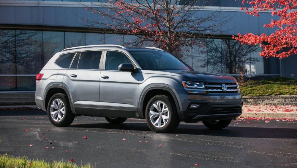 2021 Volkswagen Atlas Review, Pricing, and Specs