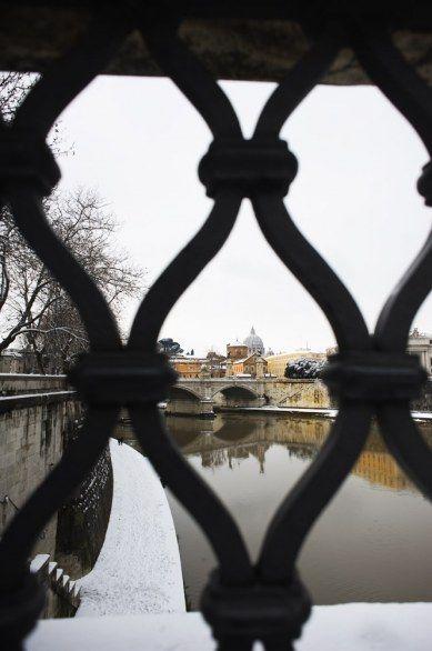 Neve a Roma  03/02/12
