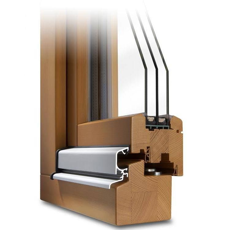 Superb Parallel Schiebe Kipp Tür Aus Holz   Profil Classic