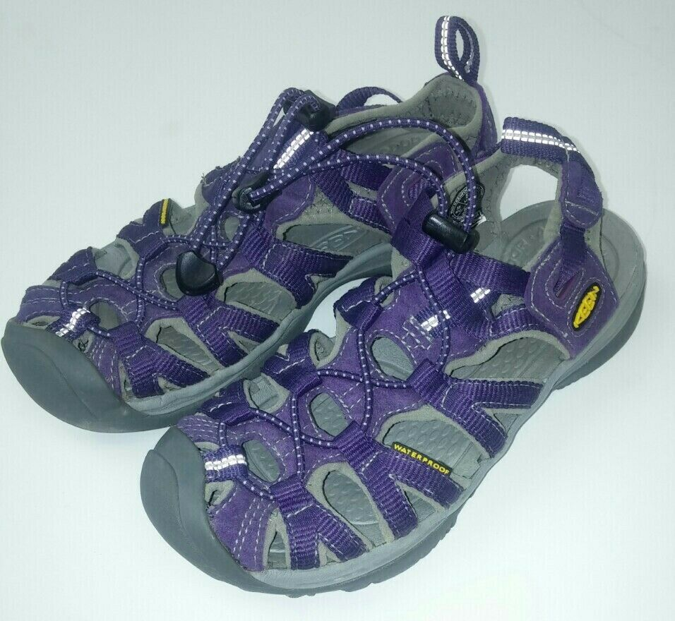 69c5943ea379 Keen Women s Size 5 Sandals Whisper 5124-SGNG Purple Water Shoes Outdoors  Comfy  KEEN