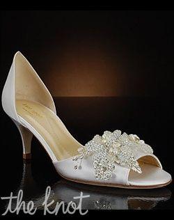 Bridal Shoe Kate Spade