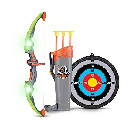 Best Toys For 10 Year Old Boys Kids Bow And Arrow Kids
