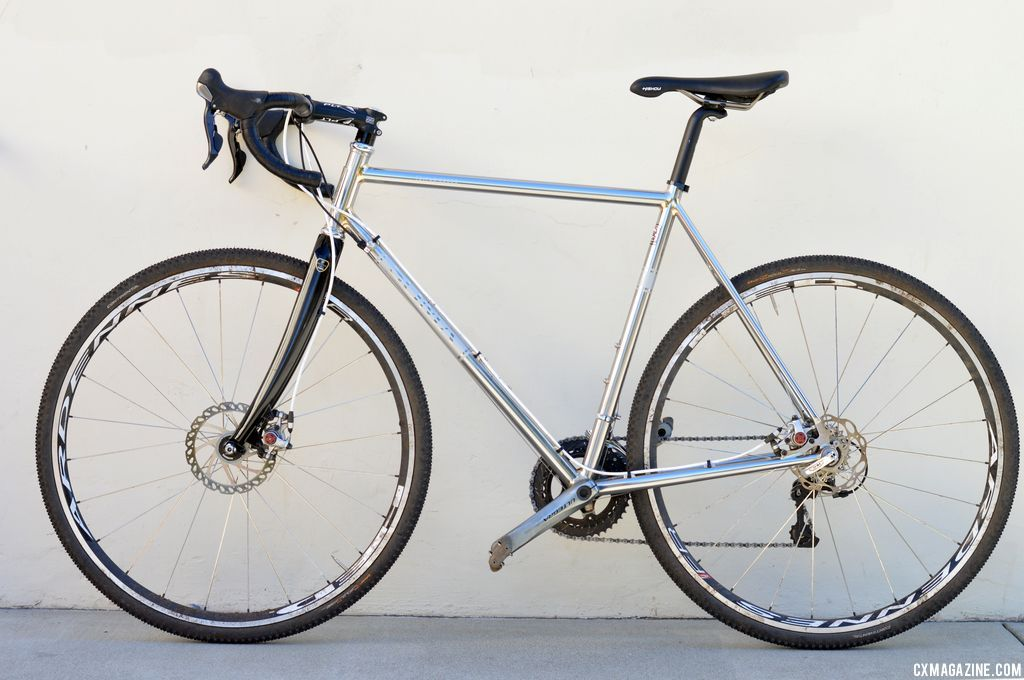 SOMA Fabrications has created a new frame for the cyclocross and ...